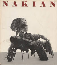 Nakian by  Frank O'Hara - First printing - 1966 - from Kaaterskill Books, ABAA/ILAB and Biblio.com