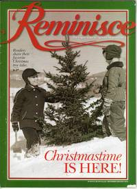 image of Reminisce - The Magazine That Brings Back the Good Times - Christmas Time is Here- December/January 2013