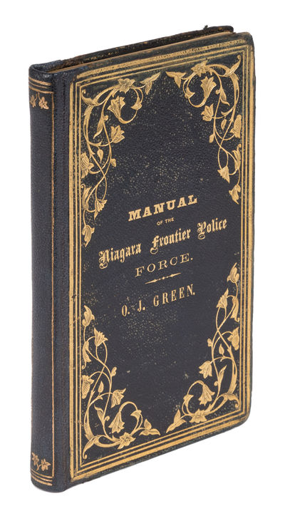 Manual of the Niagara Frontier Police...