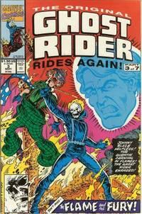 The Original GHOST RIDER Rides Again!: Aug # 3 (of 7)