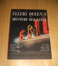 image of Ellery Queen's Mystery Magazine for October1952