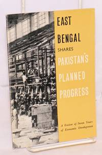 image of East Bengal shares Pakistan's planned progress: a review of seven years of economic development