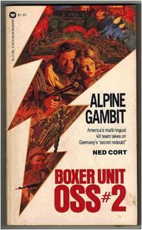 Alpine Gambit (Boxer Unit-OSS #2)
