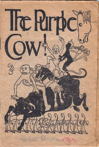 The Purple Cow! (SIGNED)