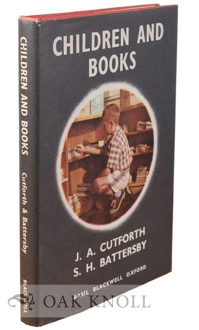 Oxford: Basil Blackwell, 1962. cloth, dust jacket. Children's Books. small 8vo. cloth, dust jacket. ...