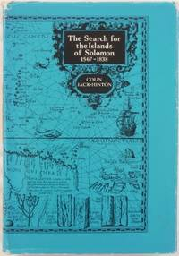 The Search for the Islands of Solomon 1567-1838.