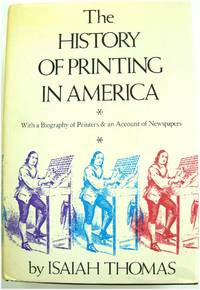 image of The History of Printing in America