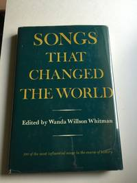 Songs That Changed The World