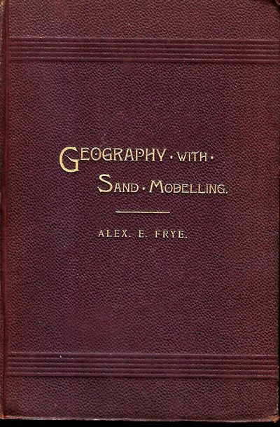 Hyde Park, Mass., 1888: Bay State Publishing Company. First Edition. Signed inscription by Frye on t...