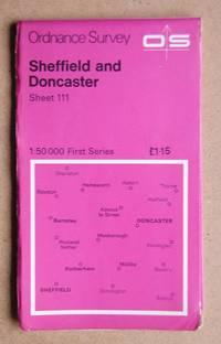 Ordnance Survey Map. Sheffield and Doncaster. Sheet 111.