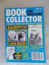 Book and Magazine Collector No 165 December 1997