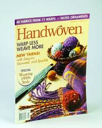 Handwoven (Hand Woven) Magazine, November (Nov.) / December (Dec.) 2007 - 40 Fabrics from 11 Warps