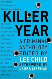 image of Killer Year : Stories to Die For... From the Hottest New Crime Writers