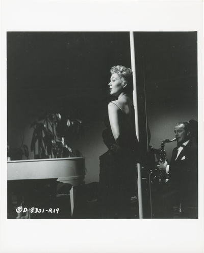 Culver City, CA: Columbia Pictures, 1955. Vintage reference photograph of Kim Novak from the 1955 fi...