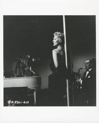5 (Five) Against the House (Original photograph of Kim Novak from the 1955 film)