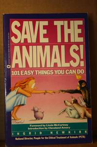 Save the Animals  101 Easy Things You Can Do