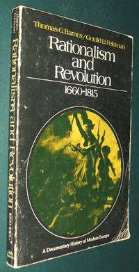 image of Rationalism and Revolution 1660-1815 a Documentary History of Modern Europe