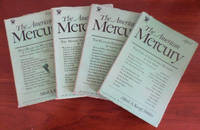 The American Mercury (Four Issues: #124, 125, 126 and 129)