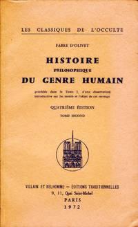 Histoire philosophique du genre humain (TOME SECOND).