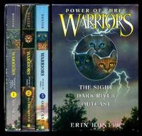 WARRIORS - POWER OF THREE: 1: The Way of Shadows; 2: Shadow's Edge; 3: Beyond the Shadows
