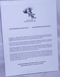 image of Naiad Press [press release]