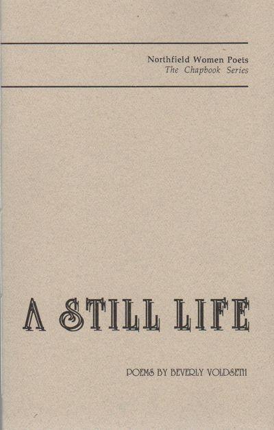 Northfield, MN: Heywood Press, 1992. First Edition. Wraps. Fine. 8vo. Stringbound wraps. Fine condit...