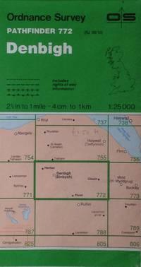 Denbigh Pathfinder map sheet 772