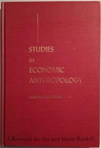 Studies in Economic Anthropology