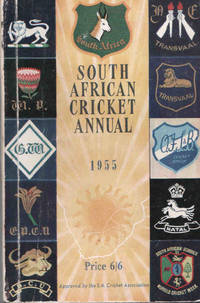 South African Cricket Annual 1955 (Volume 4) by  Geoffrey A. (editor and compiler) Chettle - Signed - from Christison Rare Books, IOBA SABDA and Biblio.com