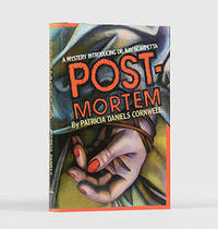 Postmortem. by  Patricia CORNWELL - First Edition - 1990 - from Peter Harrington (SKU: 74281)