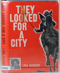 image of THEY LOOKED FOR A CITY