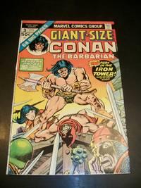 Giant-Size Conan the Barbarian #3, April