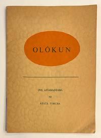 image of Olókun; iwe àtìgbàdégbà ni Àtàtà Yoruba (2 September 1960)
