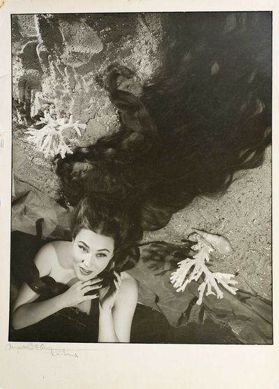 [Original silver print photograph by...
