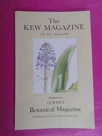 THE KEW MAGAZINE INCORPORATING CURTIS'S BOTANICAL MAGAZINE Vol. 5 Part 1 (February 1988)