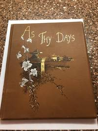 image of AS THY DAYS So Shall Thy Strength Be