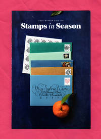 image of Stamps in Season - 2015 Winter Edition (Stamp Services / United States Postal Service), Promotional Brochure from 2015. Philatelic Ephemera.