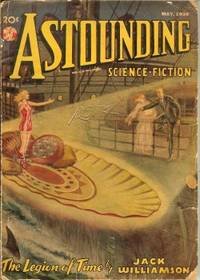 """image of ASTOUNDING Science-Fiction: May 1938 (""""The Legion of Time""""; """"Three Thousand Years!"""")"""