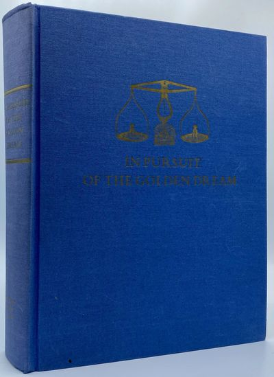 Stoughton, MA: Western Hemisphere, Inc, 1970. First Edition. 390pp. Quarto Blue cloth with the title...