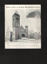 image of Historical Sketch of the Tulip Street Methodist Church