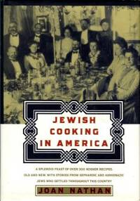 Jewish Cooking In America by  Joan Nathan - Hardcover - 7th Printing - 1996 - from Chris Hartmann, Bookseller and Biblio.com