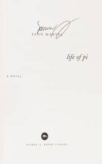 image of Life of Pi. A Novel.