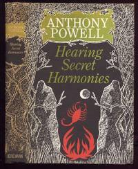 Hearing Secret Harmonies by  Anthony: Powell - First Edition - 1975 - from Peter M Daly and Biblio.co.uk