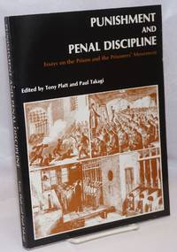 image of Punishment and penal discipline: essays on the prison and the prisoners' movement