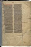 View Image 1 of 5 for Vulgate Bible; in Latin, decorated manuscript on parchment Inventory #TM 973