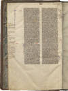 View Image 2 of 5 for Vulgate Bible; in Latin, decorated manuscript on parchment Inventory #TM 973