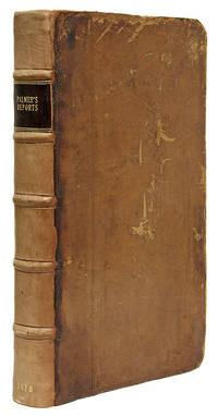Les Reports de Sir Gefrey Palmer, Chevalier & Baronet; Attorney..