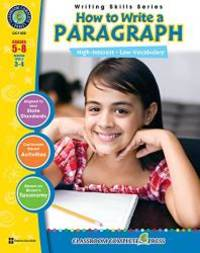 How to Write a Paragraph (Writing Skills)