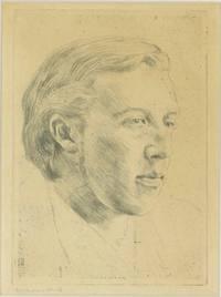 Portrait of Oscar Wilde