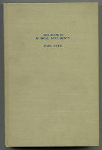 The Book of Musical Documents